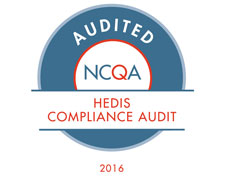 HEDIS Compliance Audit logo