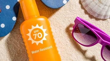 Keep Your Skin Safe in Summer
