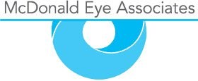 McDonald Eye Associates Logo