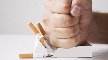 Why It's Hard to Quit Smoking