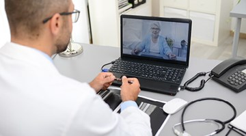 Get Medical Help via Video and Phone