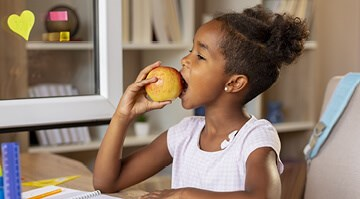 Talking to Your Kids About Nutrition